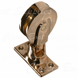 Bronze Block - Swivel