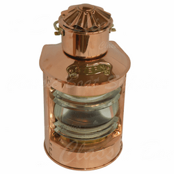 Copper Lantern - Stern