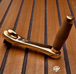 Bronze Winch Handles - Wilmex