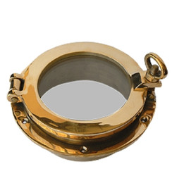 Porthole - Round (with spigot & trim rings)