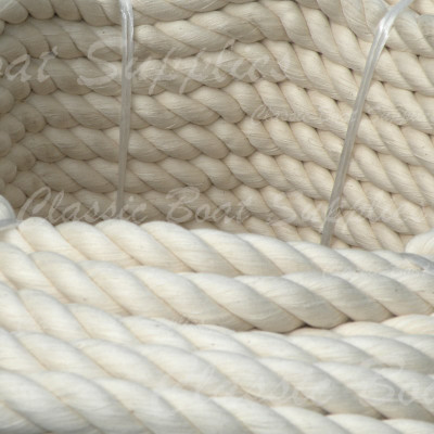 New Product - Twisted Cotton Rope