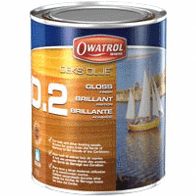 Owatrol Deks Olje Now Available
