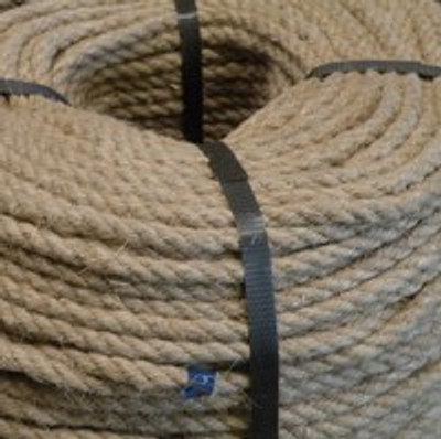 Rope for Traditional Boats, Landscaping and Craft