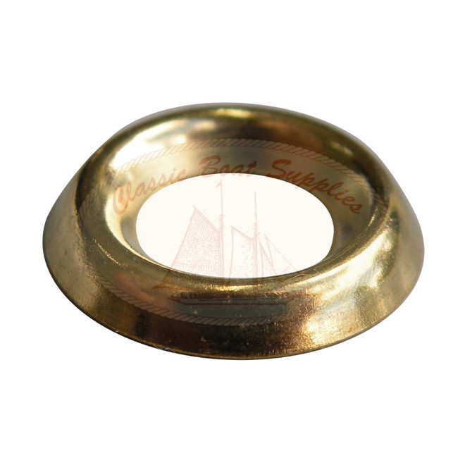 Brass Screw Cup Washer