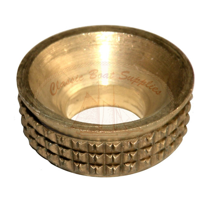 Brass Screw Cup