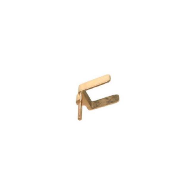 Bronze Rudder Straps
