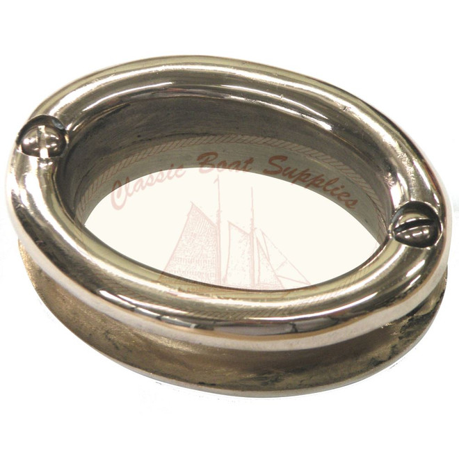 Round Bronze Fairlead