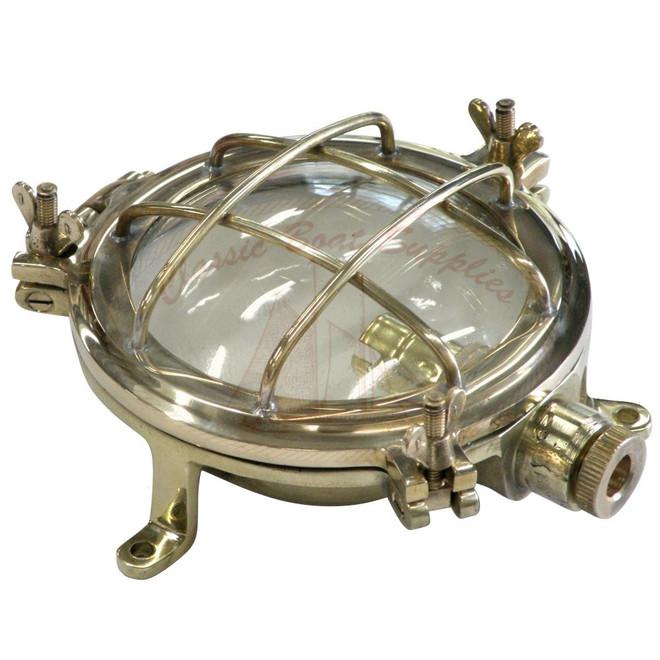 Antique Brass Light