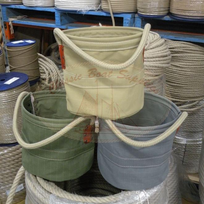 Canvas Water Buckets