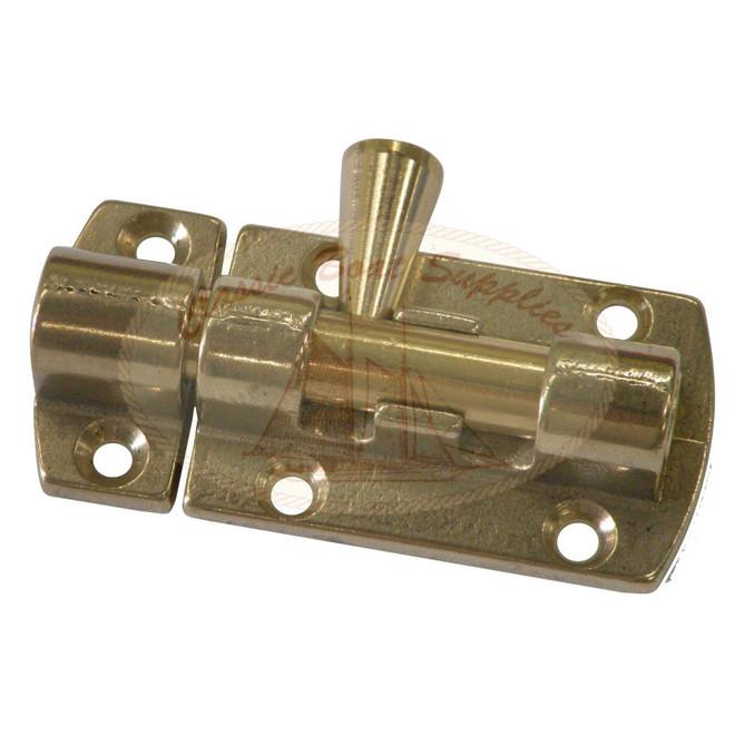 Brass Barrel Bolt