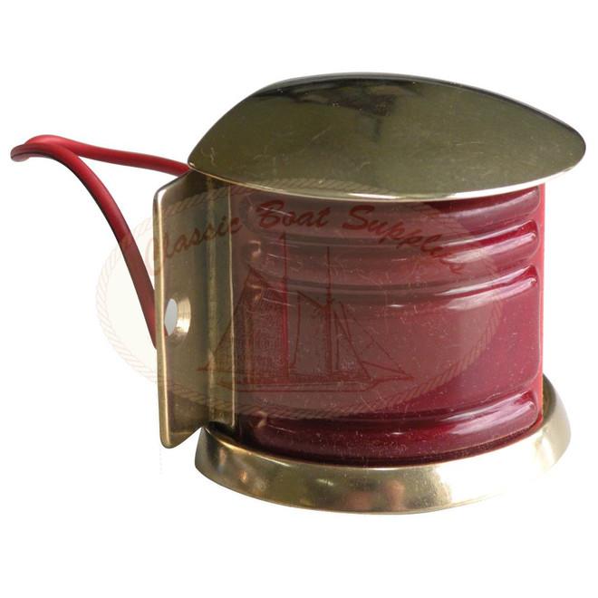 Port Brass Navigation Light