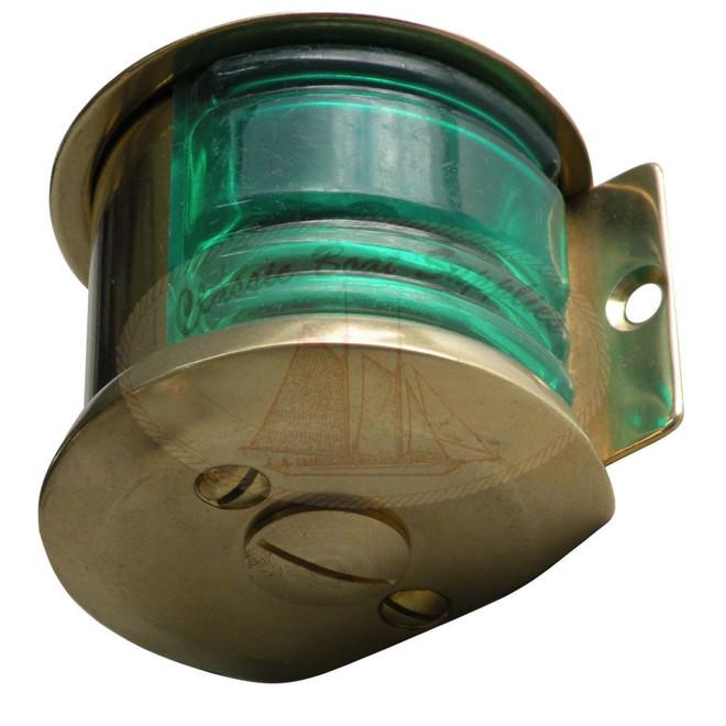 Starboard Brass Navigation Light