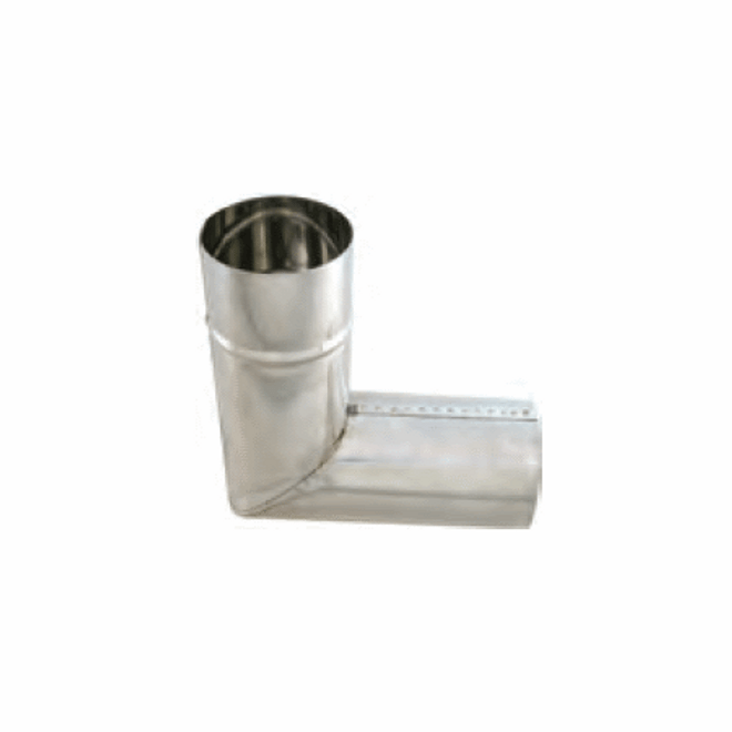 Stainless Steel Flue - Elbow