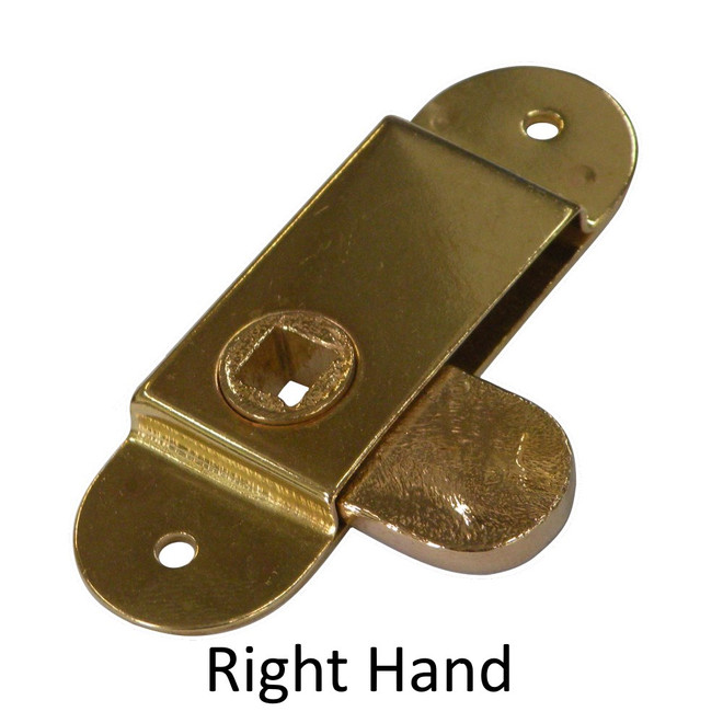 Brass Cabin Door Latch