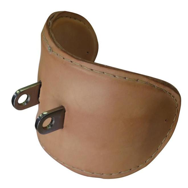 Leathered Gaff Saddle