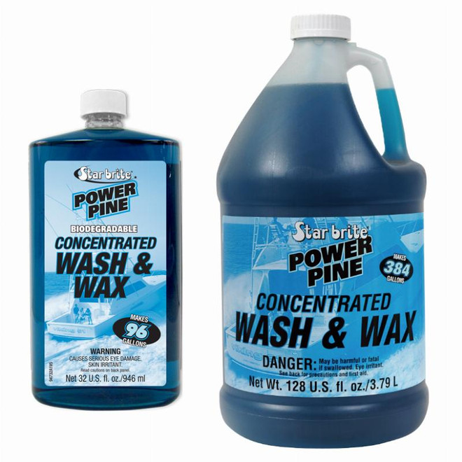 Starbrite Starbrite Power Pine Wash & Wax