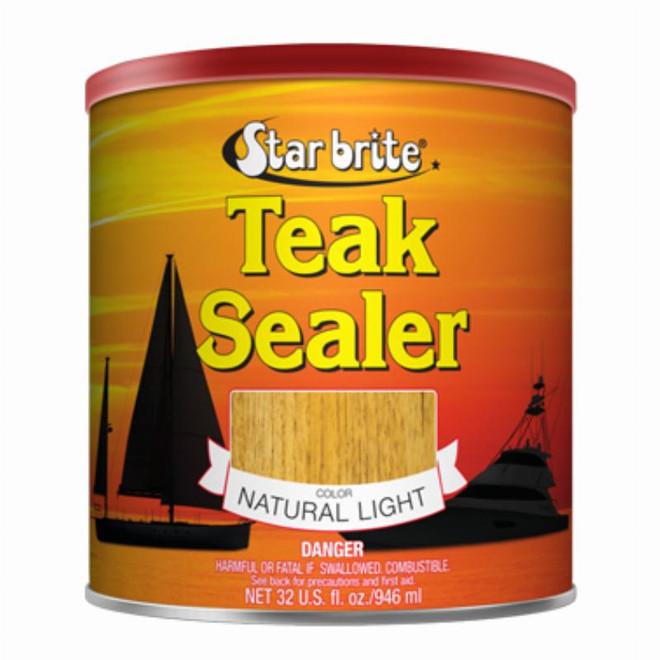 Starbrite Tropical Teak Oil/Sealer - Light