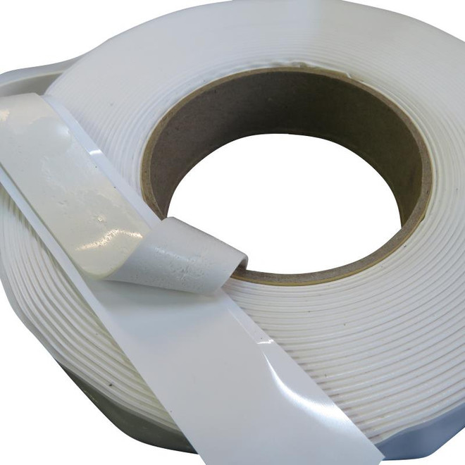 Butyl Tape - White
