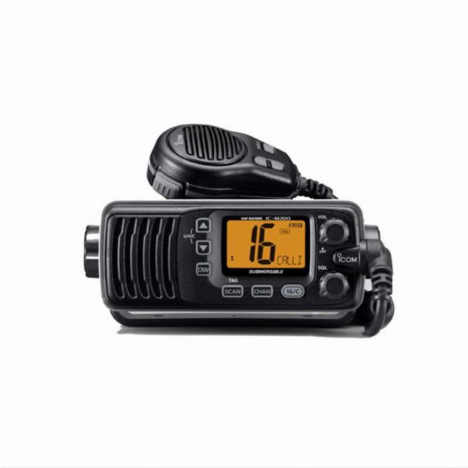 ICOM M200 VHF Marine Transceiver