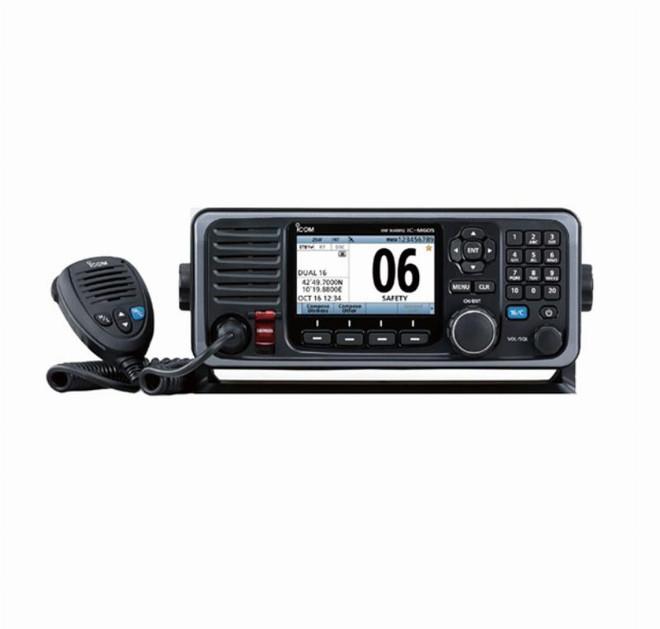 ICOM M605EURO Premium Class D DSC VHF Radio