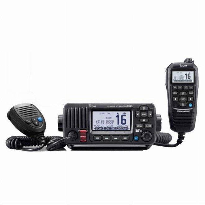 Icom Radio ICOM M423G VHF Marine Transceiver