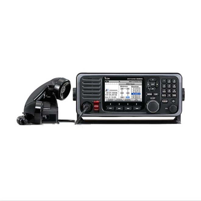 ICOM GM800 - GMDSS MF/HF Transceiver with CLASS A DSC