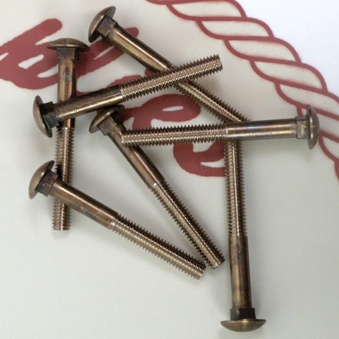 Silicon Bronze Carriage Bolt