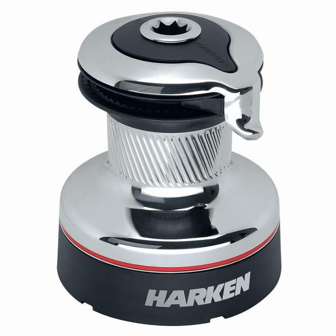 Harken HARKEN Radial Self-Tailing Winch - 1 & 2 Speed, Chrome