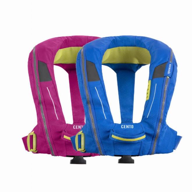 Spinlock spinlock-deckvest-cento-junior-100n-lifejacket-harness-SPDW-CEN-AG