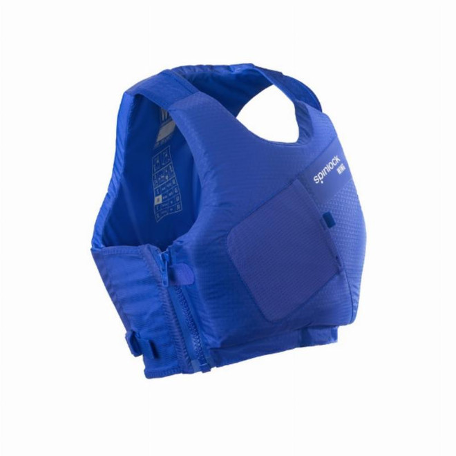 Spinlock Spinlock Wing Side PFD 50N Cobalt Blue
