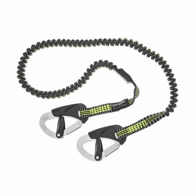 Spinlock spinlock-safety-line-2-clip,-elasticised-SPDW-STR-02