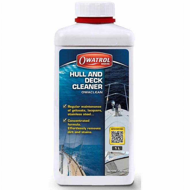 Owaclean Hull & Deck Cleaner (1lt)