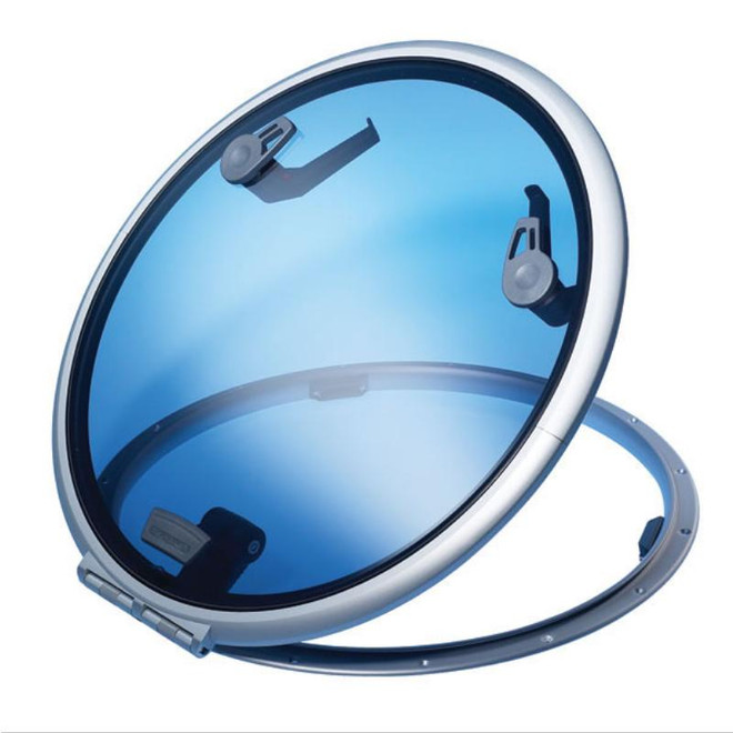 Lewmar Low Profile Hatches - Round