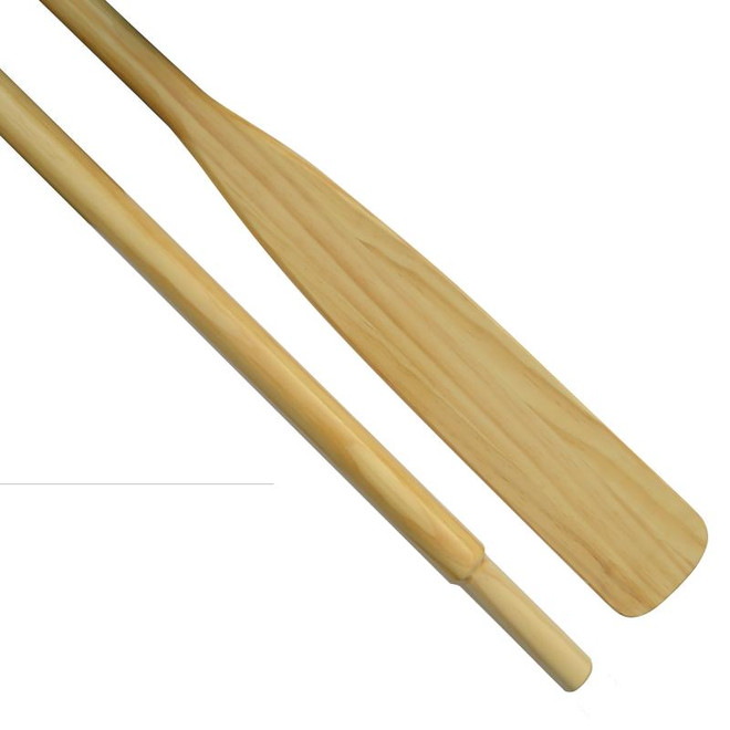 Wooden Oars - Without Stops (Pair)