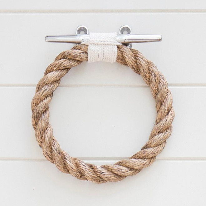 Rope Towel Holder - Ring