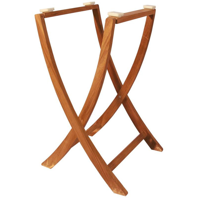 Teak Folding Table Legs
