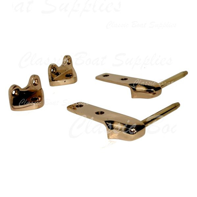 4-piece Bronze Rudder Kit