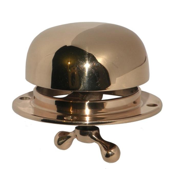Small bronze mushroom vents