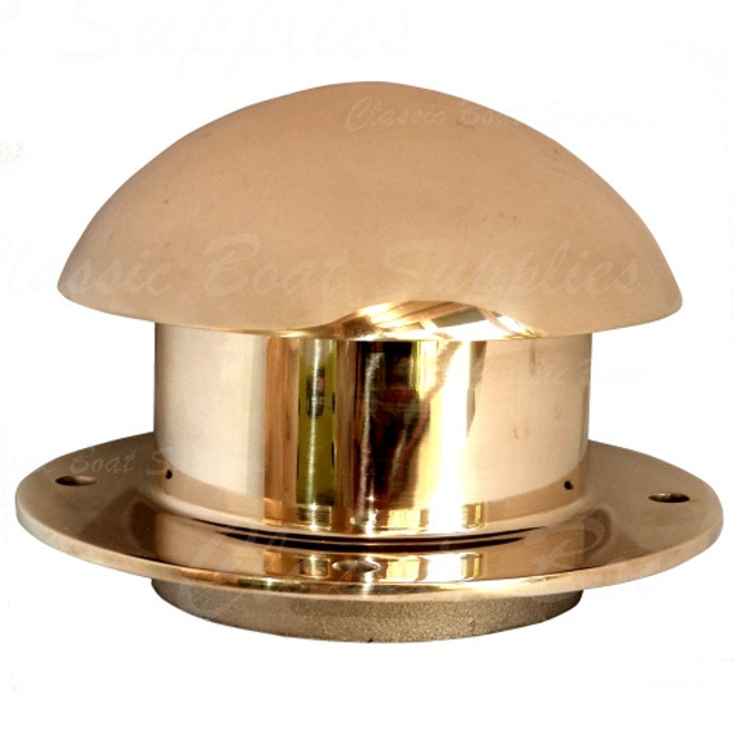Bronze mushroom vent