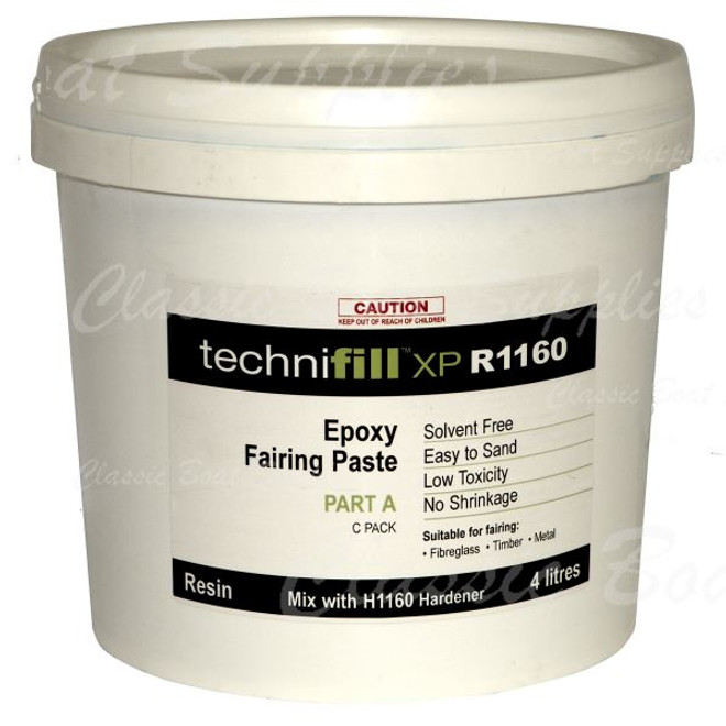 Technifill R1160 Resin