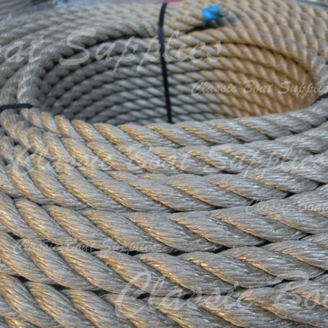 Langman Rope - Polytex 3-Strand