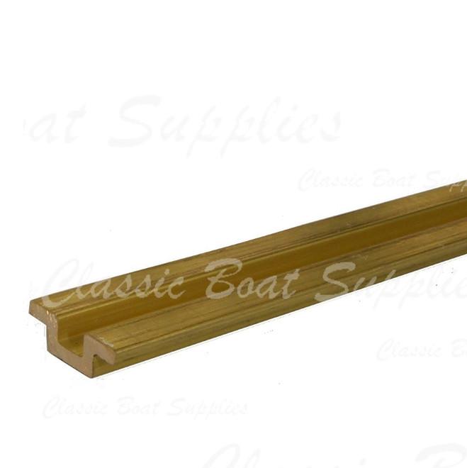 External Brass Track by Davey & Co.
