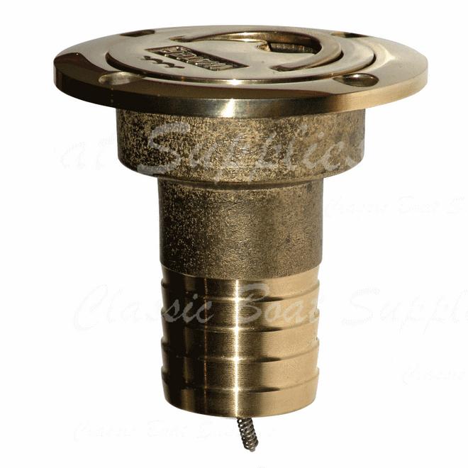 Brass Filler Cap