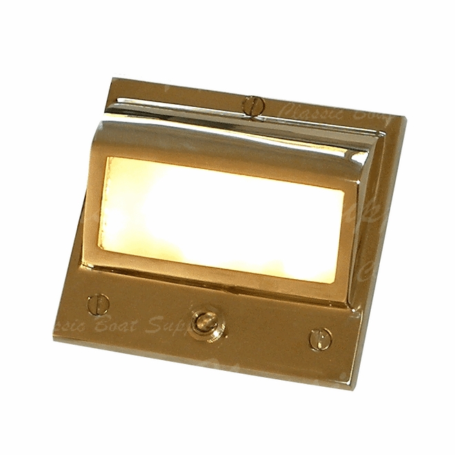 Brass Cabin Light