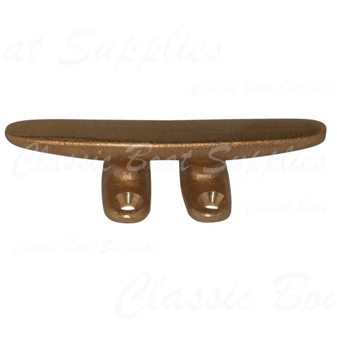 Bronze cleats - 4 holes