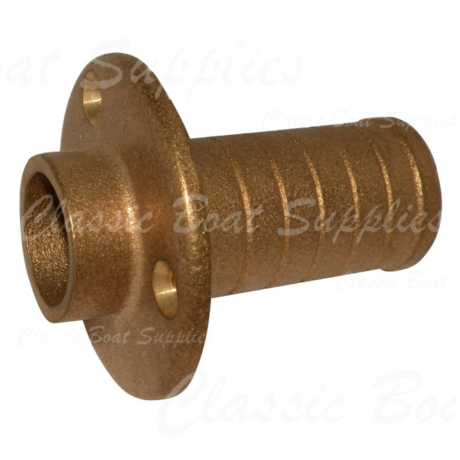 Bronze Exhaust Flange