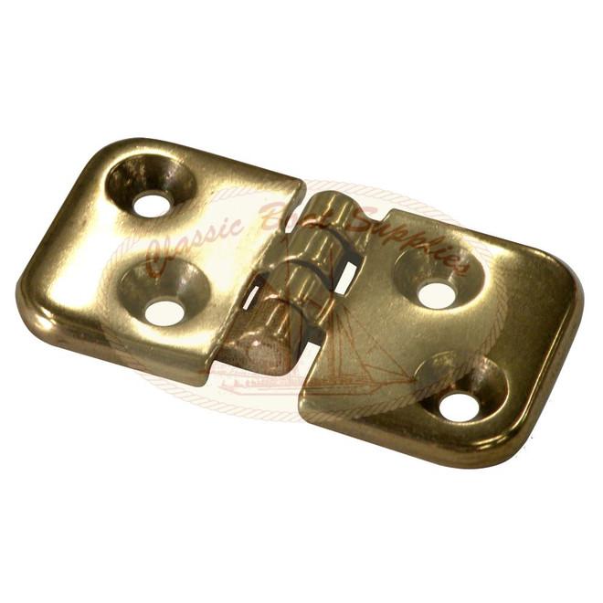 Small Brass Butt Hinge