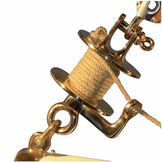 Bronze furling system
