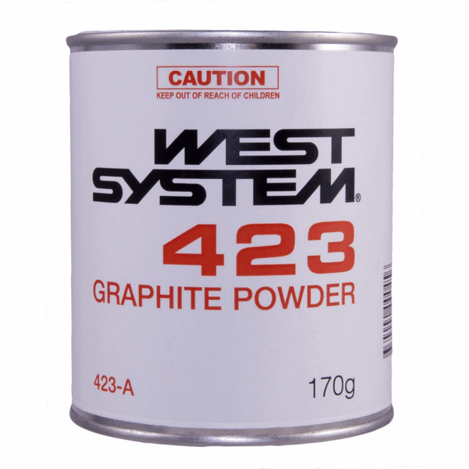 WEST SYSTEM 423 Graphite Powder | Classic Boat Supplies Australia