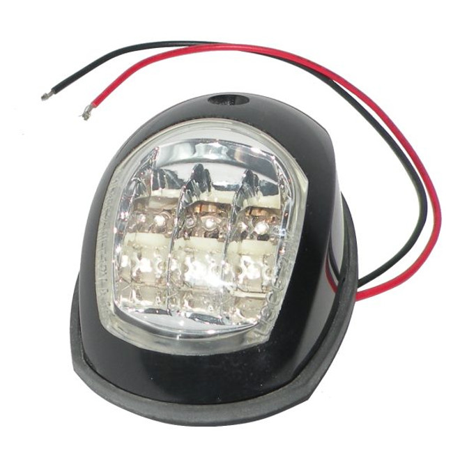 12-Volt LED Navigation Lights - Port & Starboard | Classic